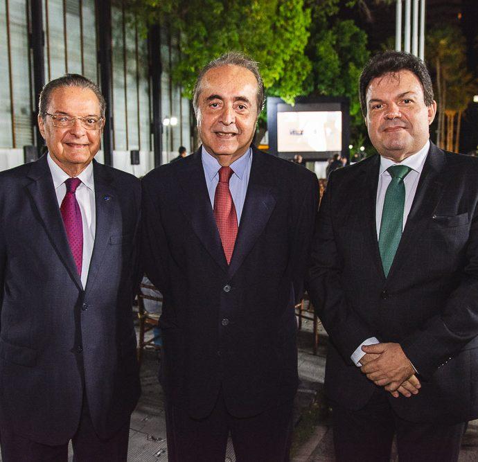 Valman Miranda, Fred Carvalho E Fernando Ferrer