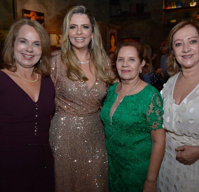 Vera Albuquerque, Tais Pinto, Rita Monteiro E Tania Teixeira