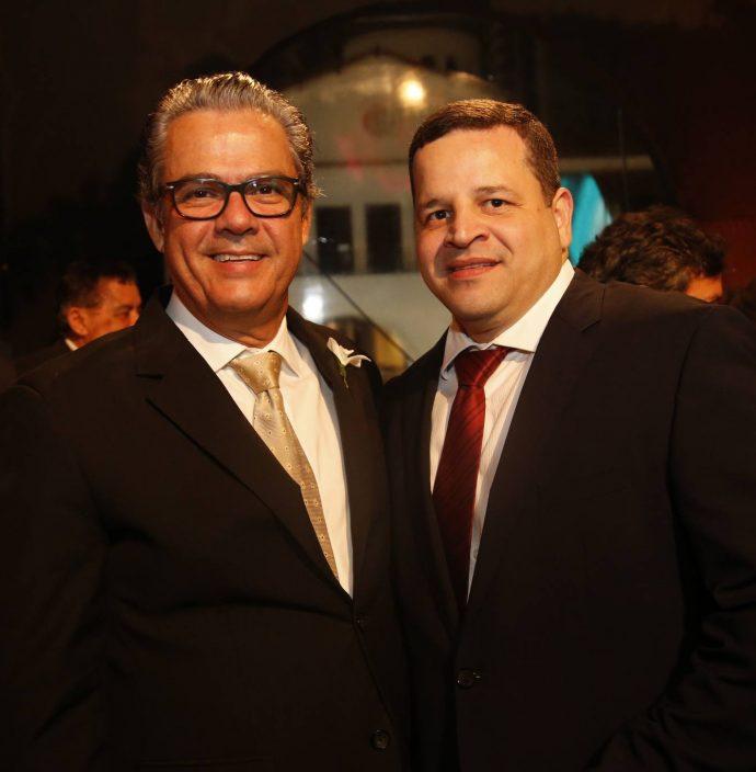 Vicente De Castro E Augusto Borges