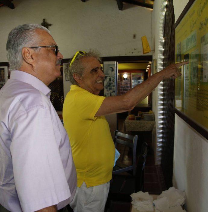 Victor Frota E Lucio Brasileiro