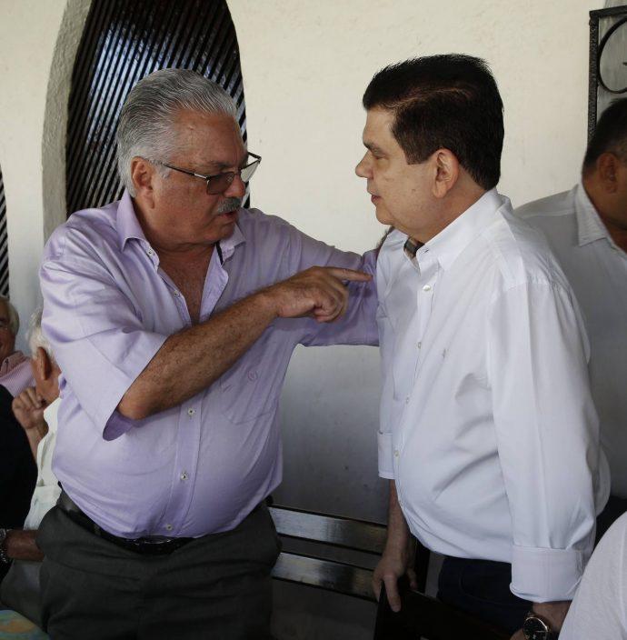 Victor Frota E Mauro Benevides