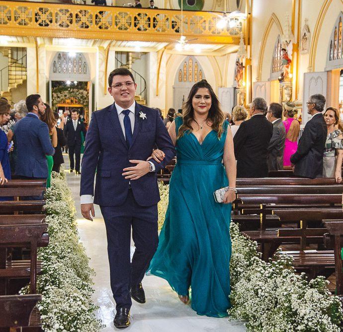 Vitor Cavalcante E Raissa Miranda