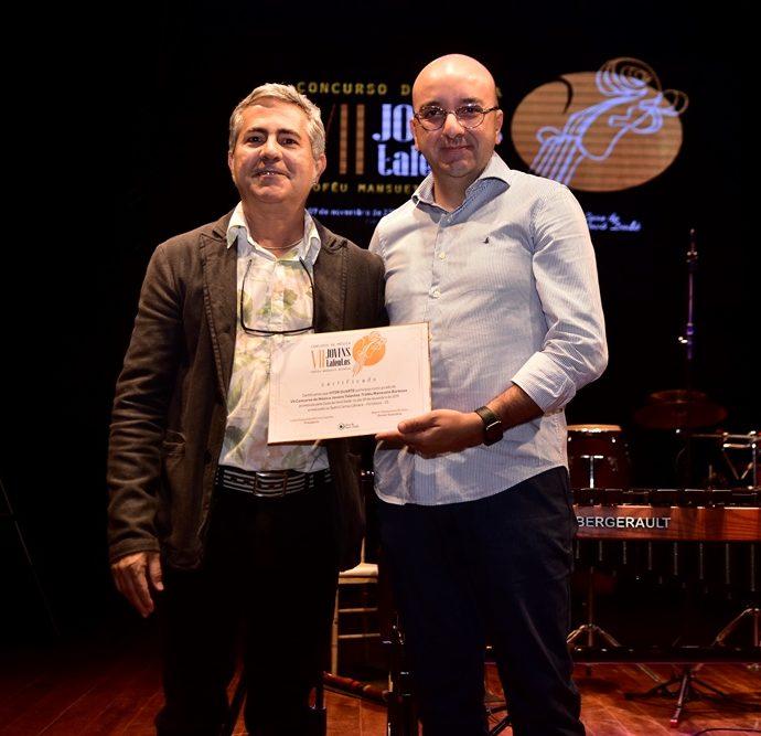 Vitor Duarte, André Barbosa