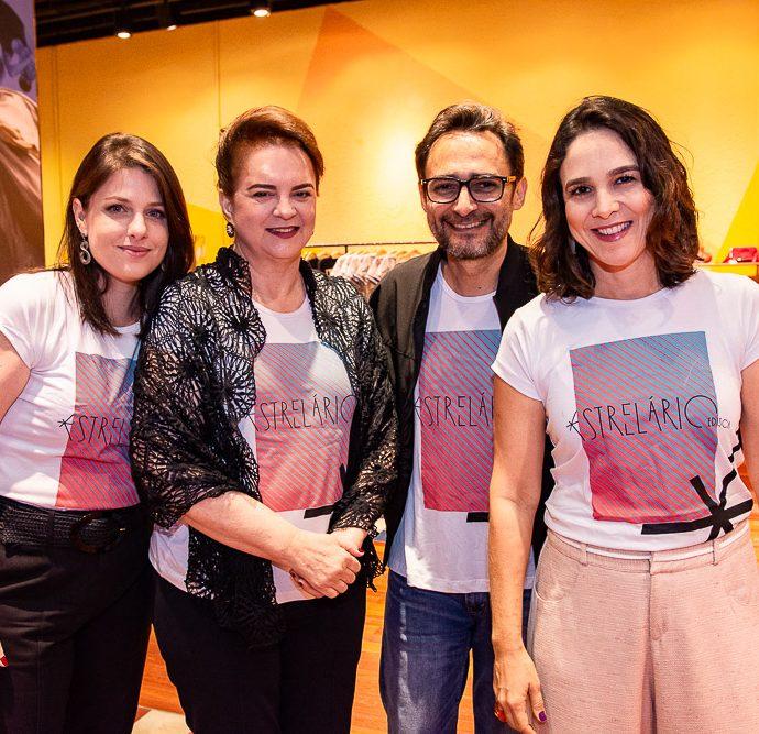 Vivian De Pontes, Ethel Whitehurst, Ivanildo Nunes E Talita Bezerra