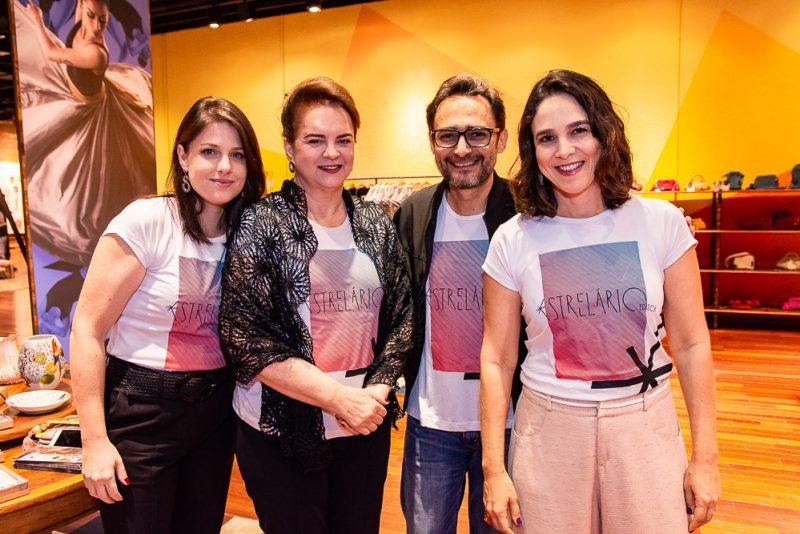 Vendedores por um dia - Embaixadores do Estrelário marcam presença na loja da Edisca para dia de vendas