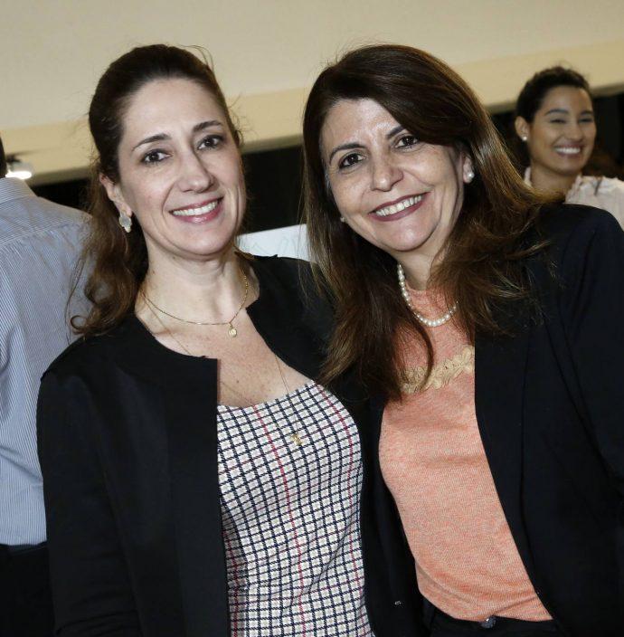 Vivian Marshall E Paula Andrade