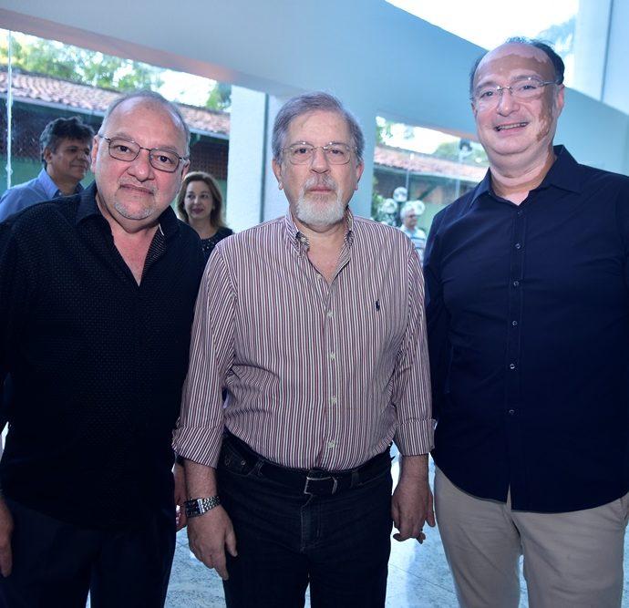 Wagner Barbosa, Jose Roberto, Walker, Jonab Fernandes