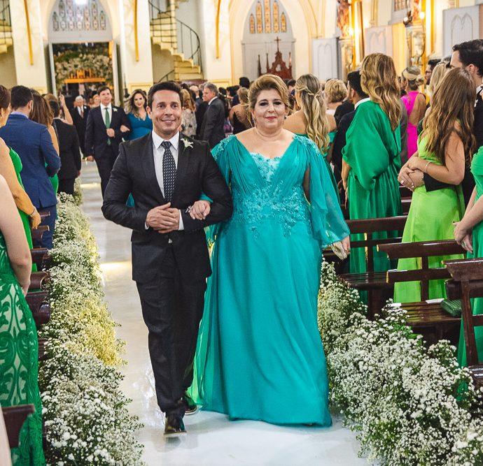 Walber Portela E Carmen Dias