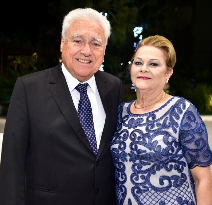 Waldyr Diogo Filho E Helena Diogo
