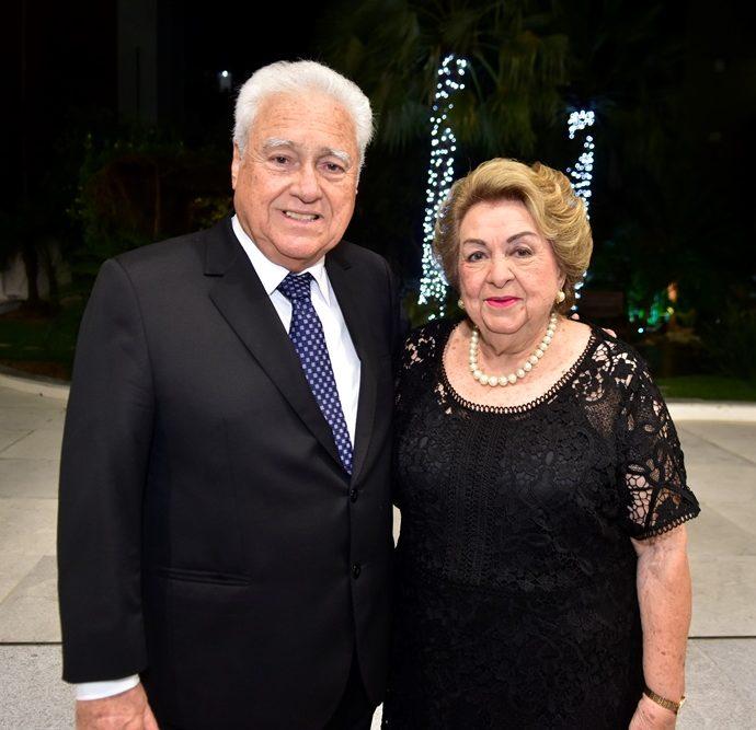 Waldyr Diogo Filho E Silvia Diogo