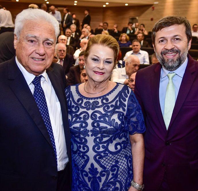 Waldyr Diogo Filho, Helena Diogo, Elcio Batista