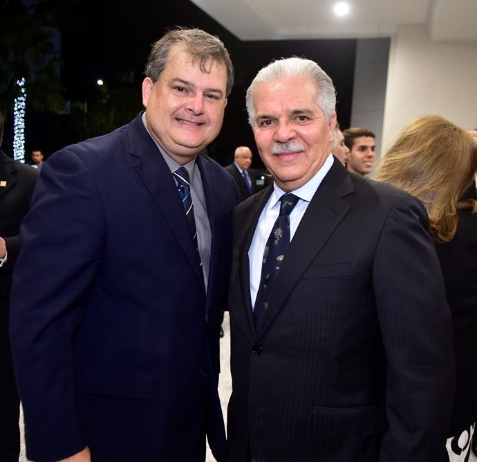 Waldyr Diogo Neto, Pio Rodrigues