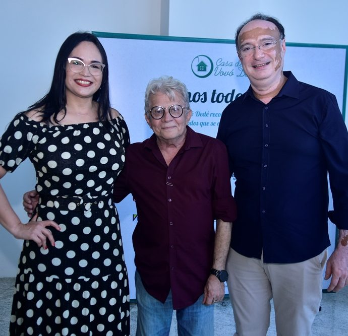 Waltenusia Maia, Augusto Lessa, Jonab Fernandes