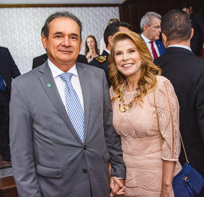 Washington Araujo E Rosangela De Francesco
