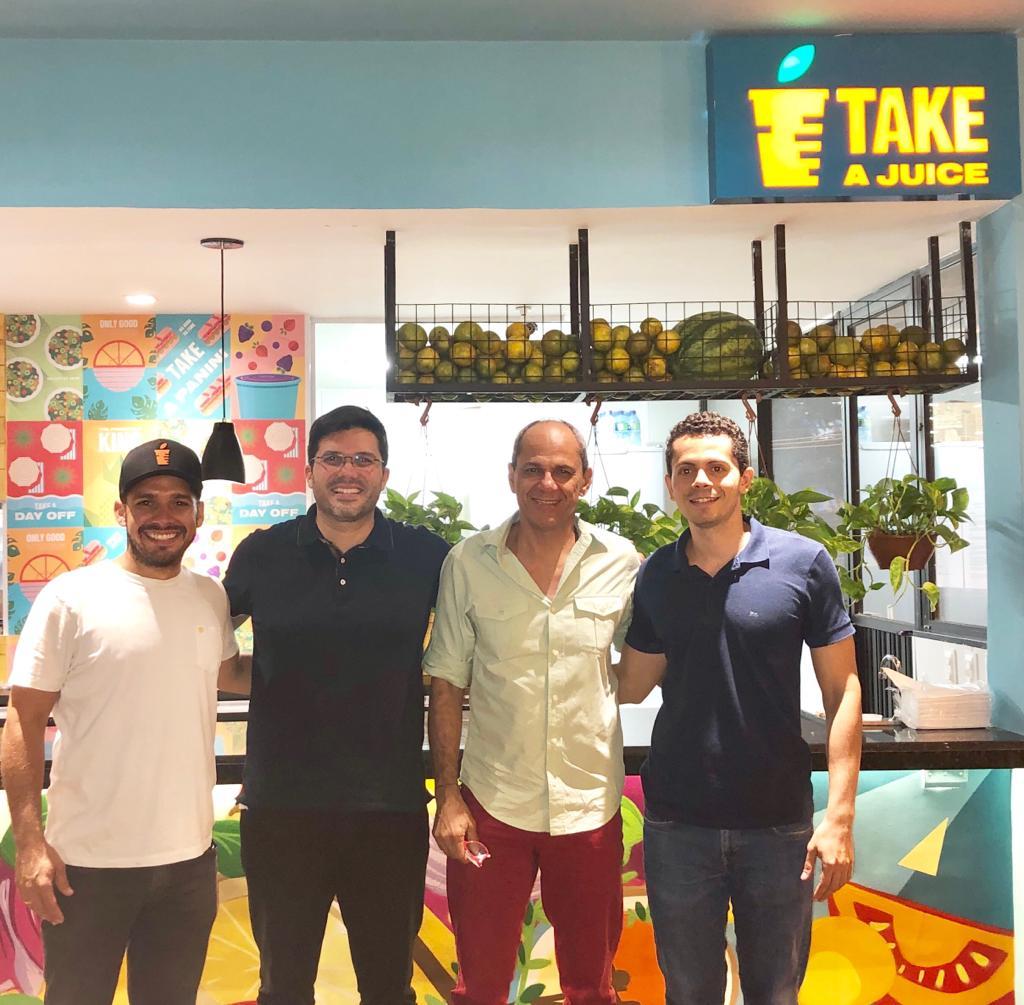 Fortaleza ganha mais um espaço com foco na alimentação saudável
