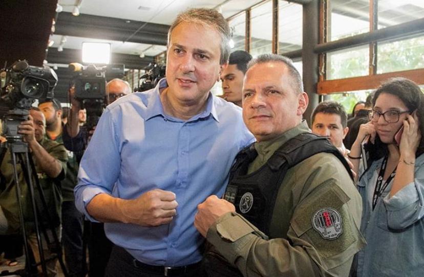 Estado empossa 65 novos agentes penitenciários