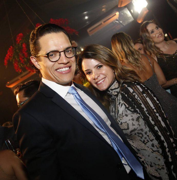 Wilson Araujo E Tatiana Machado
