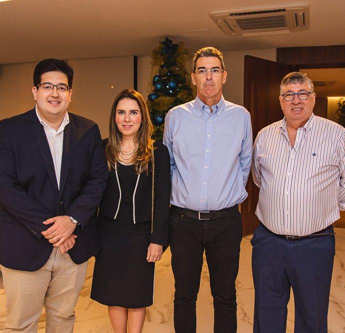 Yuri Torquato, Agueda Muniz, Geraldo Luciano E Maia Junior