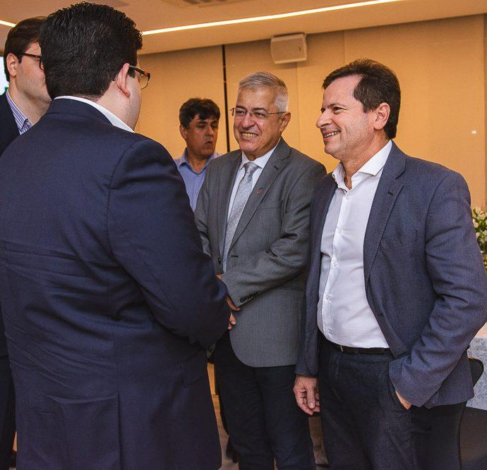 Yuri Torquato, Paulo Cesar Noroes E Marcos Andre Borges