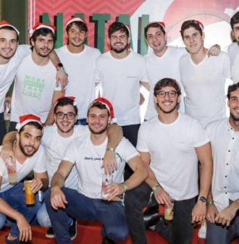 Marcelo Dias Branco pilota mais uma edição do Natal New IN