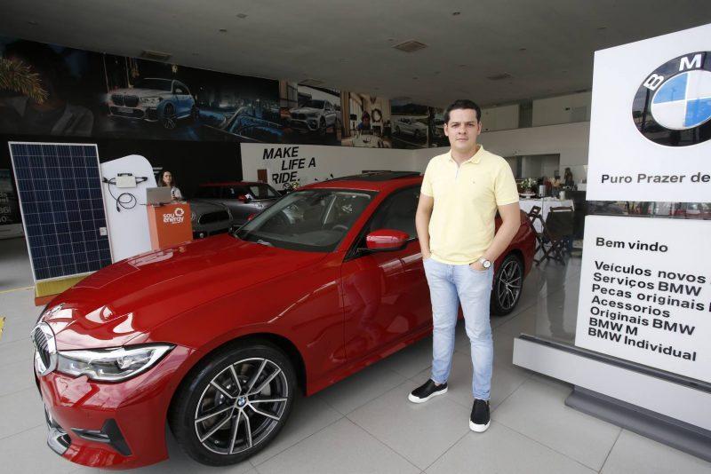 Haus Motors BMW promove seu primeiro Festival de Queijos e Vinhos durante o fim de semana