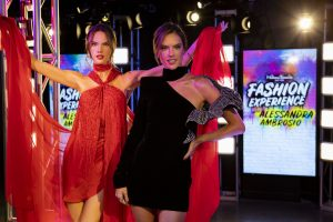 2 Alessandra Ambrosio Launches All New Fashion Experience At Madame Tussauds New York Challenging Guests To Strut Their Stuff 12.05.19
