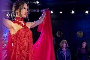 7 Alessandra Ambrosio Launches All New Fashion Experience At Madame Tussauds New York Challenging Guests To Strut Their Stuff 12.05.19