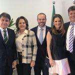 Prisco Bezerra e família