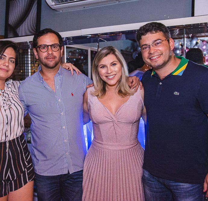 Adelia Virginia, Otoni Lopes, Genice Brandao E Felipe Ribeiro