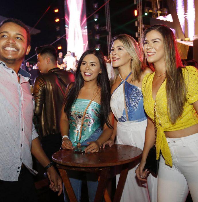 Adonias Nascimento, Alainer Costa, Adelia Fernandes E Nagila Amaral