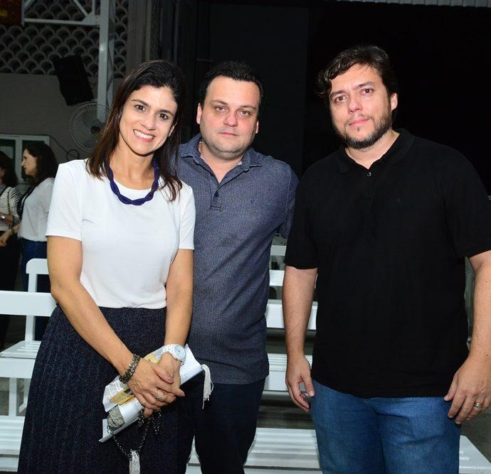 Adriana, Alexandre E Arthur Dallolio