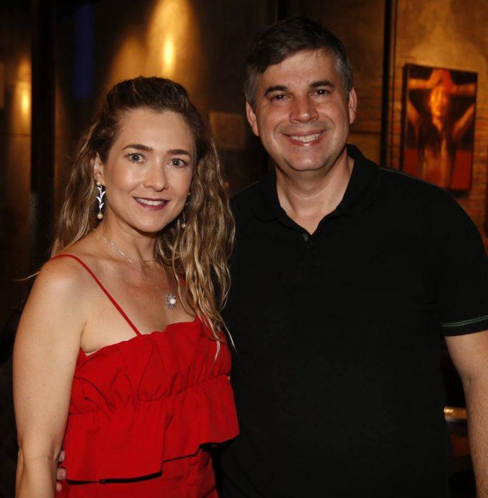 Adriana Frota E Eduardo Braga