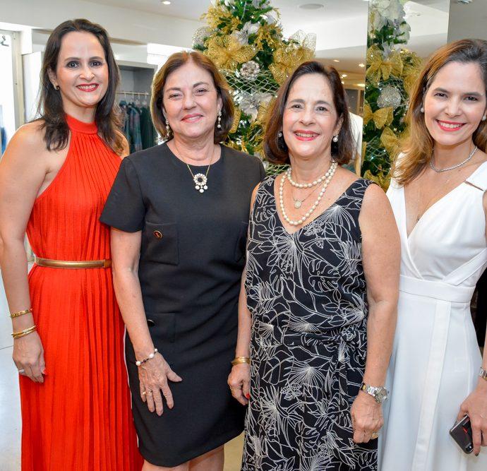Adriana Miranda, Ana Maria Studart, Cristina Carneiro E Cristiana Miranda