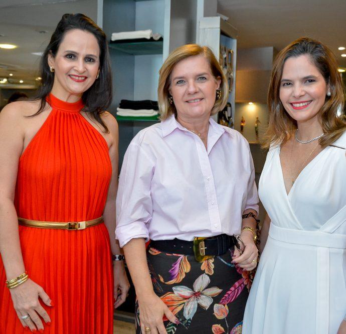 Adriana Miranda, Patricia Porto E Cristiana Carneiro