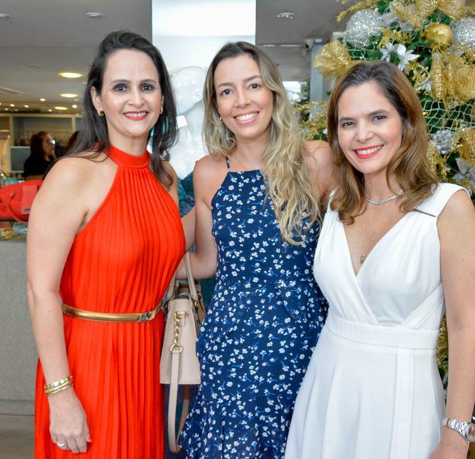 Adriana Mirandar, Melissa Montenegro E Cristiana Carneiro