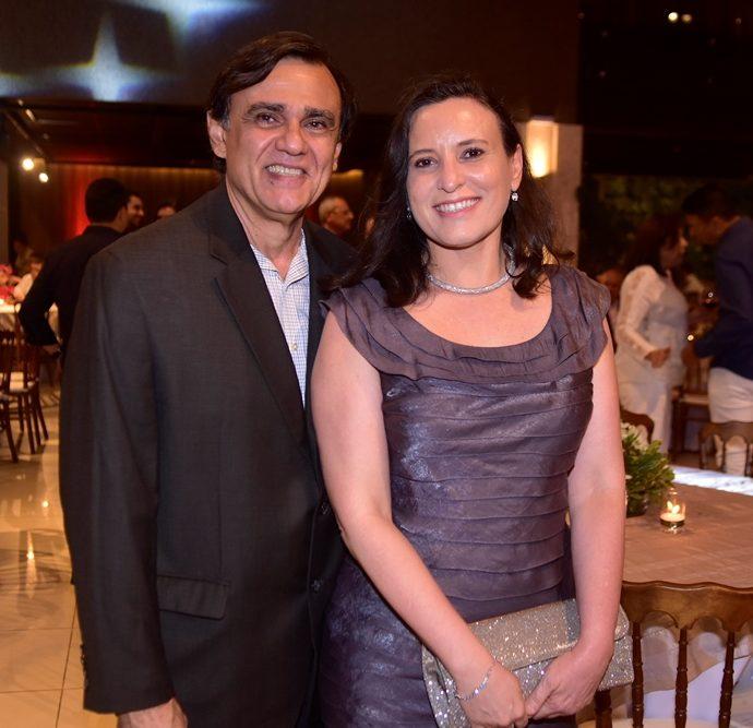 Adriano Borges E Silvana Dourado