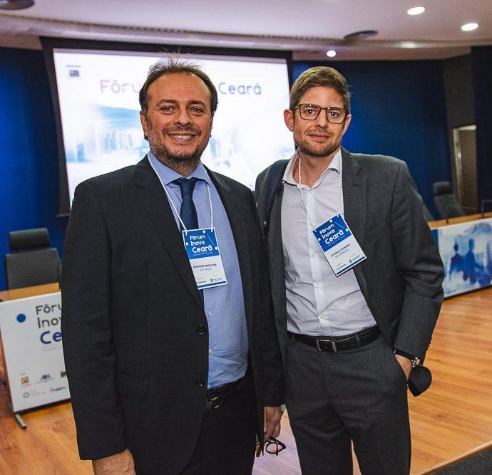 Adriano Nogueira E Gonzalo Romero