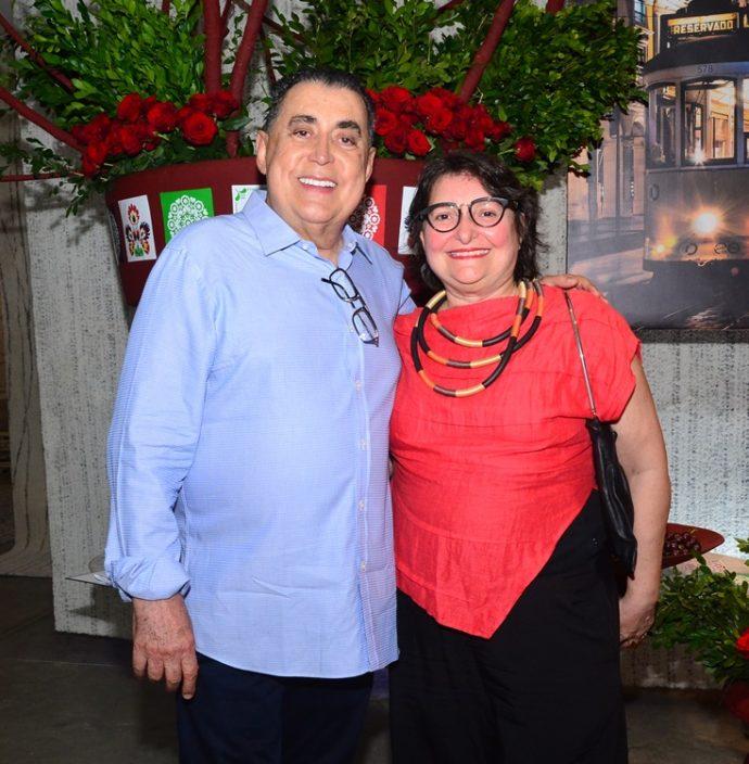 Adroaldo Carneiro E Hermínia Lopes