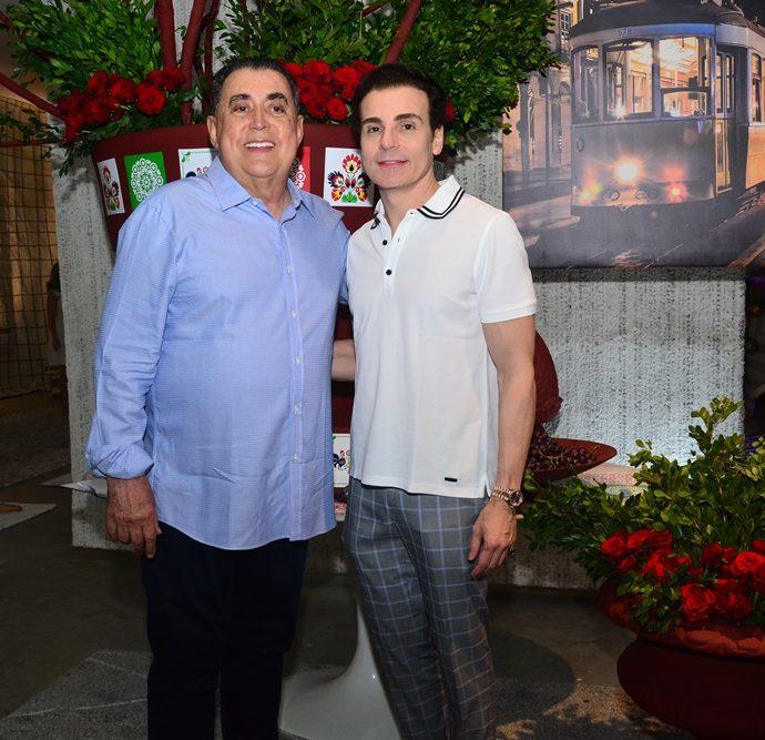 Adroaldo Carneiro E Rodrigo Maia