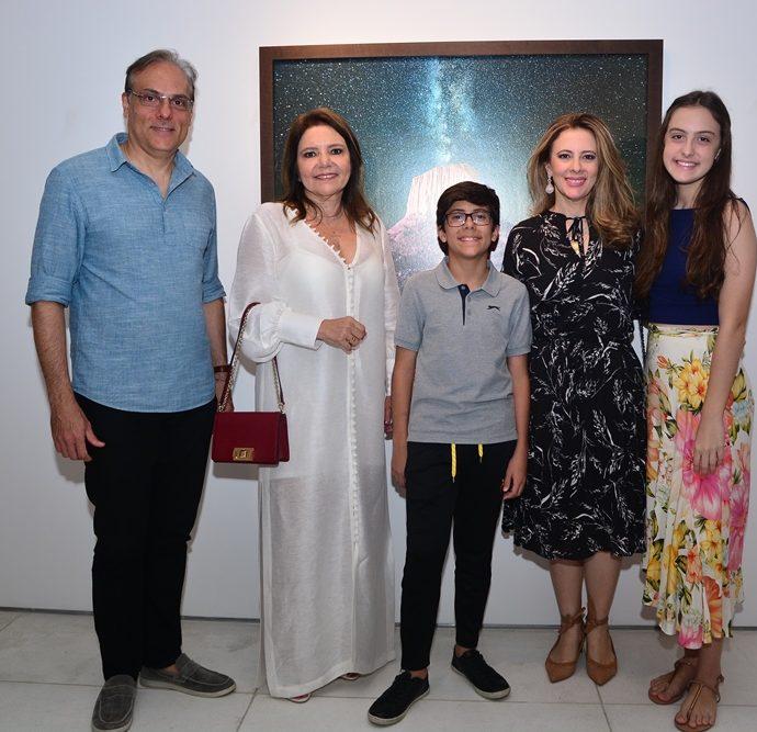 Adson, Ingrid, Rodrigo, Patrícia E Isabela Barreira