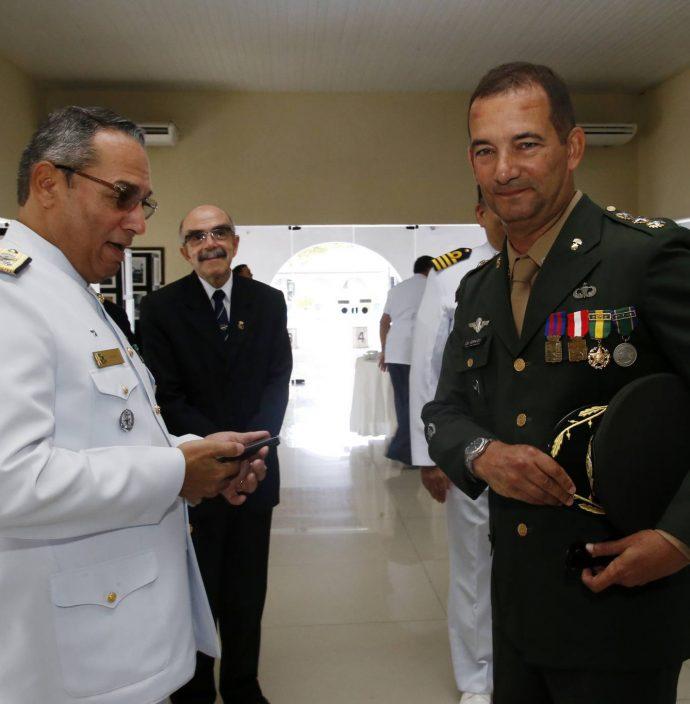 Alan Guimaraes E Geraldo Pereira