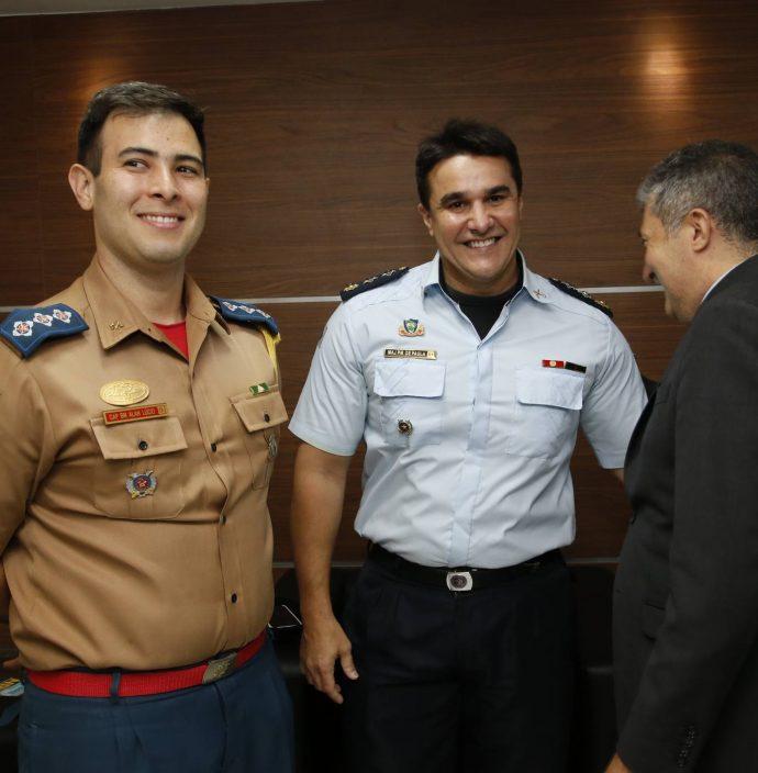 Alan Lucio, Vicente De Paula E Antonio Henrique