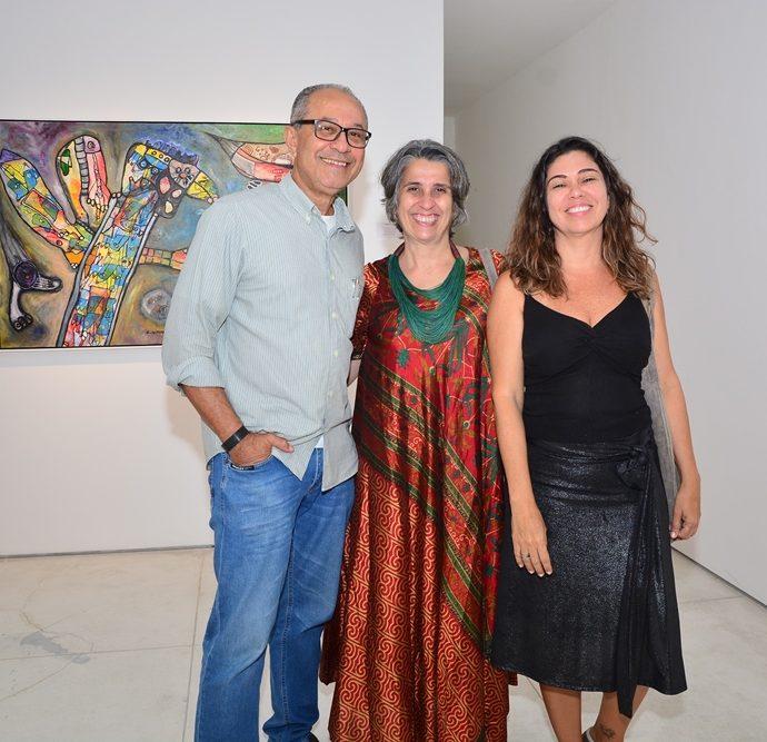 Alberto Marques, Ana Débora Pessoa E Fabiana Azeredo