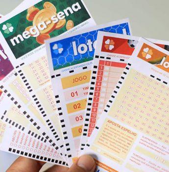 Loterias da CAIXA sorteiam R$ 58,9 milhões até quarta-feira,11