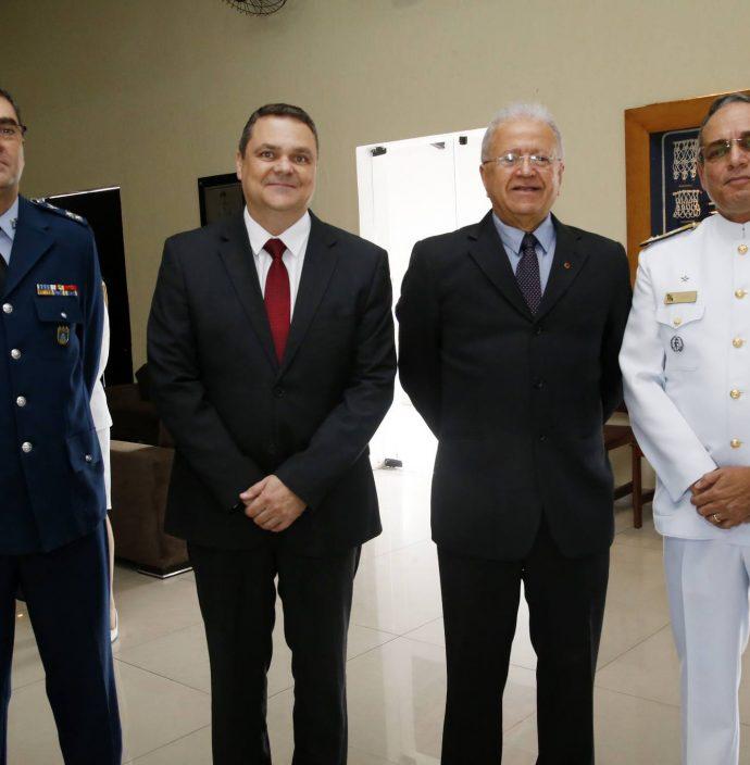 Alex Pereira, Alexsander Perazo, Antonio Serqueira E Alan Guimaraes