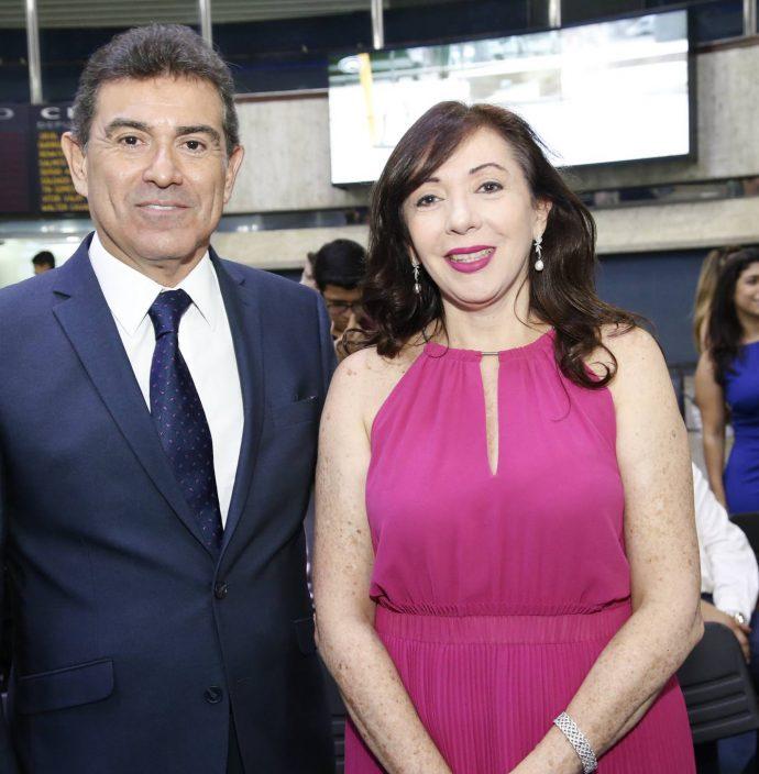Alexandre Pereira E Gina Pompeu