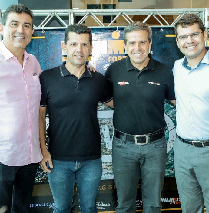Alexandre Pereira, Erick Vasconcelos, Carlos Galvao E Rogerio Pinheiro