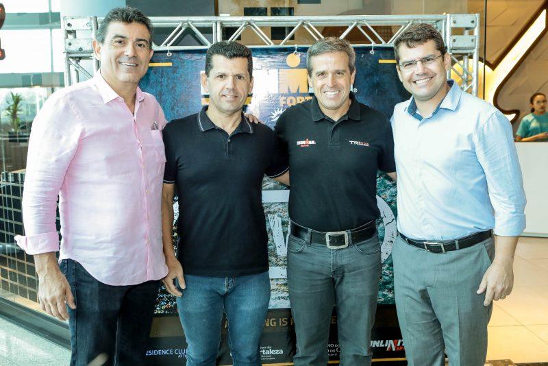 Realizador da prova, Carlos Galvão lança oficialmente o Ironman Fortaleza 2020