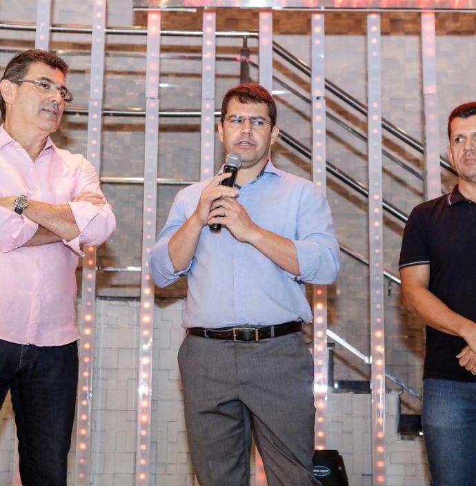 Alexandre Pereira, Rogerio Pinheiro E Erick Vasconcelos