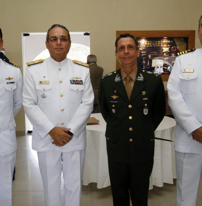 Alexandre Silva, Alan Guimaraes, Cunha Mattos E Madson Cardoso